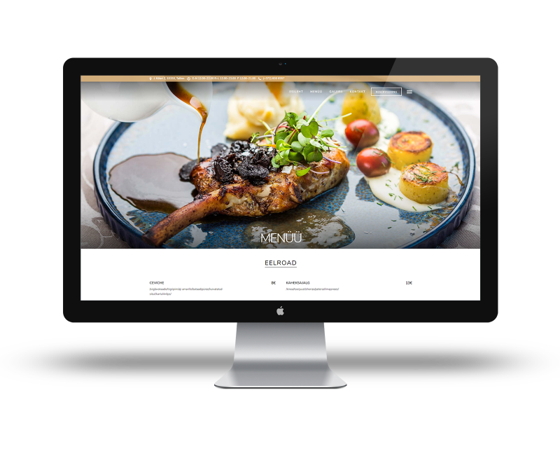 Mus Restaurant_Menu_Case Study_Screen