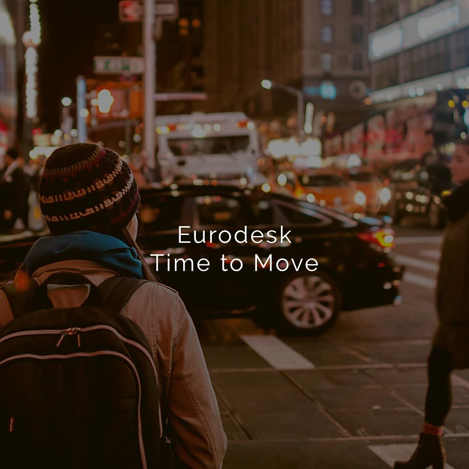 Eurodesk – Time to Move