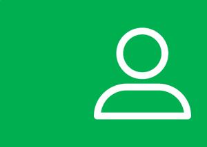 B2C Target Customer Profile Icon