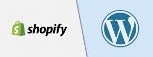 Ecommerce Stores: Shopify vs WordPress